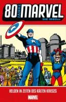 80 Jahre Marvel: Die 1950er - Helden in Zeiten des Kalten Krieges Cover