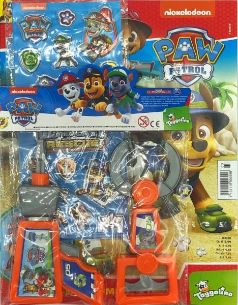 Paw Patrol Magazin Ausgabe 03/20