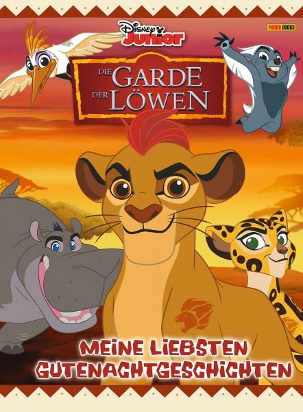 Disney Junior: Die Garde der Löwen - Meine liebsten Gutenachtgeschichten