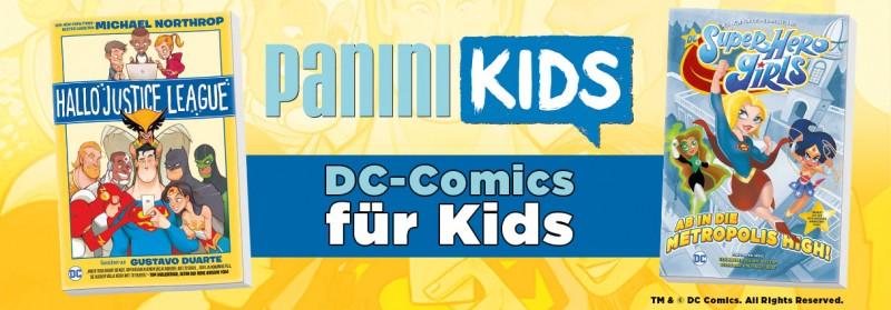 Panini Kids – DC-Comics für Kids