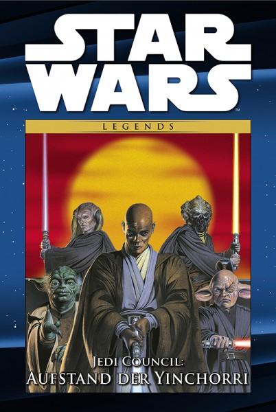 Star Wars Comic-Kollektion 95: Jedi Council - Aufstand der Yinchorri