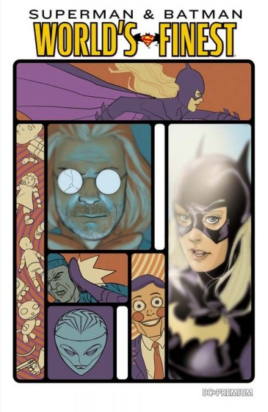 DC Premium 68: Superman & Batman - World's Finest