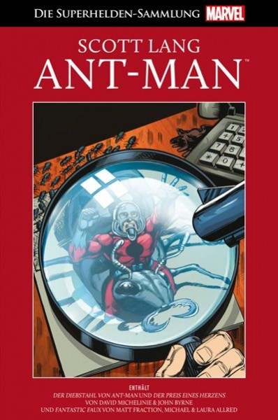 Die Marvel Superhelden Sammlung 50: Scott Lang - Ant-Man