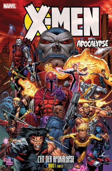 X-Men - Apocalypse: Zeit der Apokalypse 1