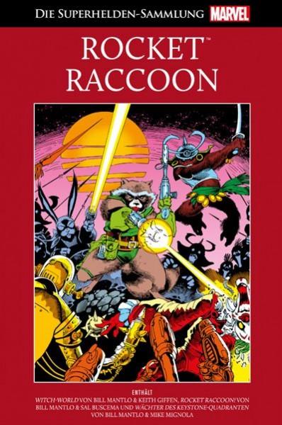 Die Marvel Superhelden Sammlung 45: Rocket Raccoon