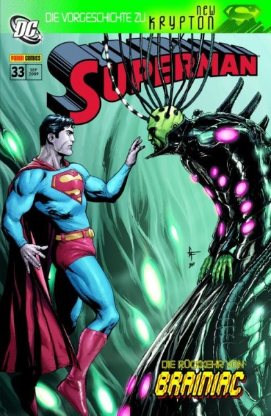 Superman Sonderband 33: Brainiac