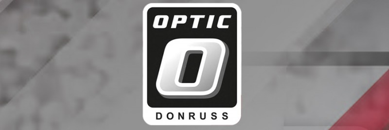 NFL Donruss Optic 2018 Trading Cards - Banner