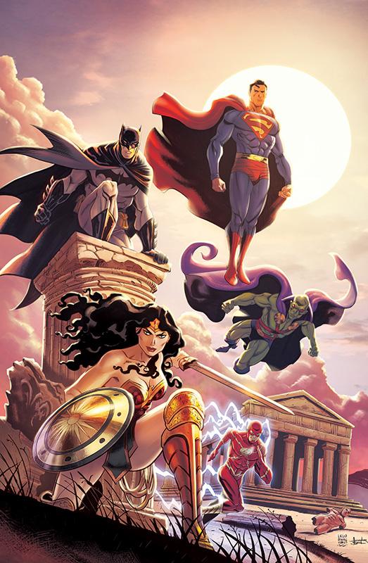 Justice League 20 – DC FanDome-Variant
