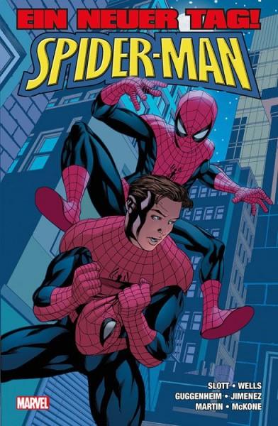 Spider-Man: Ein neuer Tag 3