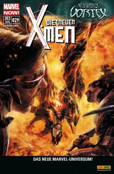 Die neuen X-Men 29