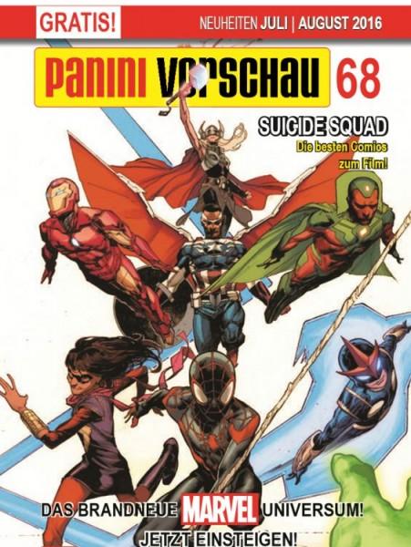 Panini Vorschau 68