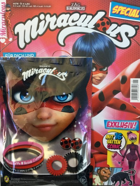 Miraculous Special 01/18