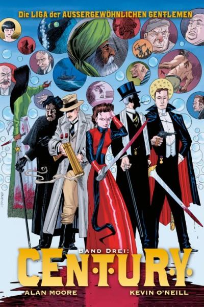 Die Liga der außergewöhnlichen Gentlemen: Die Century-Trilogie