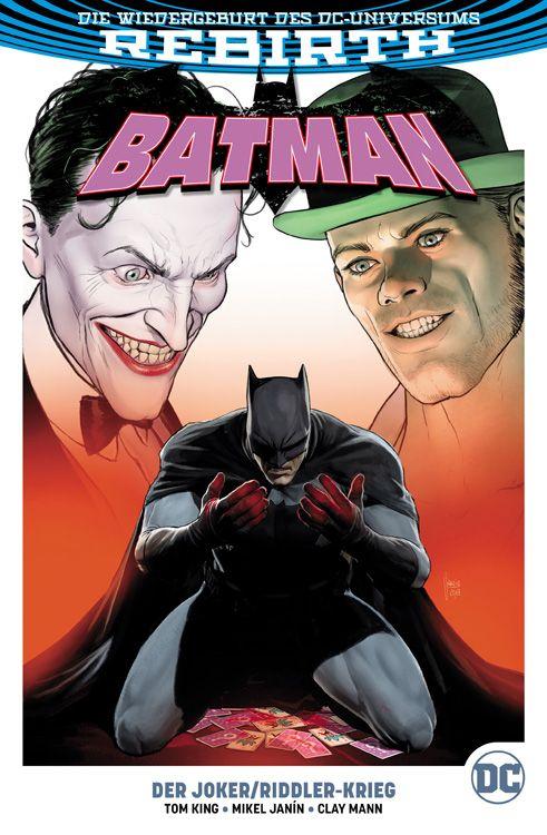 Batman Paperback 4: Der...