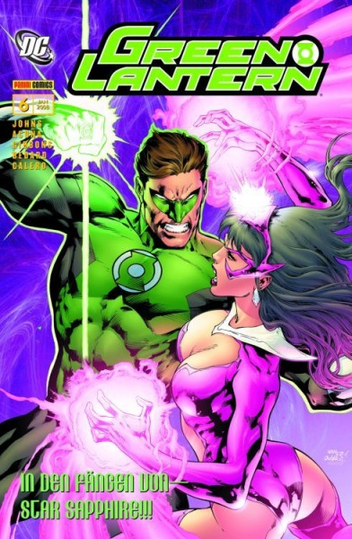 Green Lantern Sonderband 6: Das Rätsel um Star Sapphire
