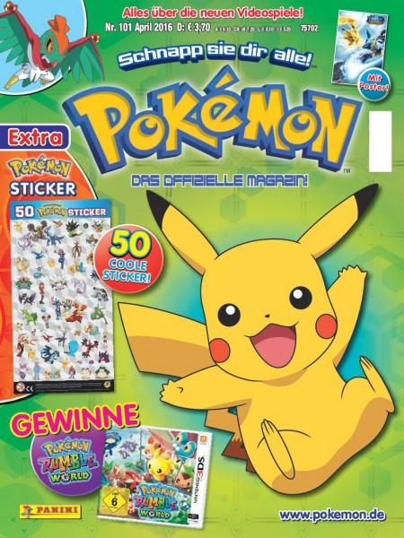 Pokémon Magazin 101