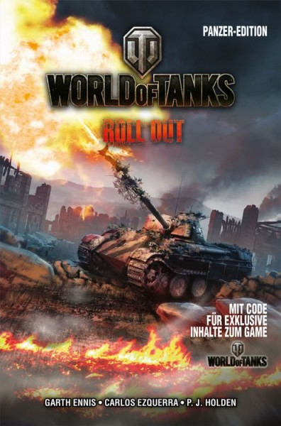 World of Tanks: Roll Out 1 Variant + Panzer-Modell: Cromwell
