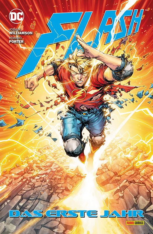 Flash: Das erste Jahr