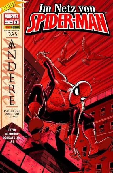 Im Netz von Spider-Man 1