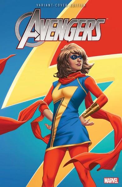 Avengers 4 (2016) Comic Action 2016 Variant