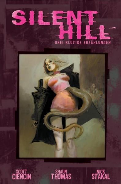 Silent Hill: Drei blutige Erzählungen