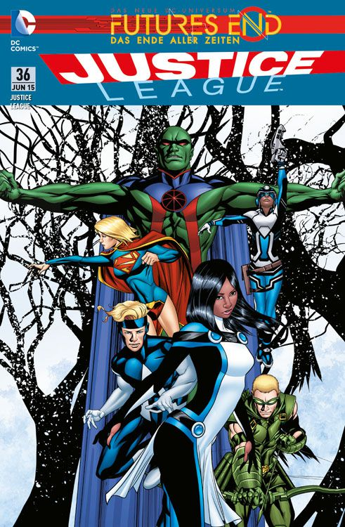 Justice League 36 - Special...