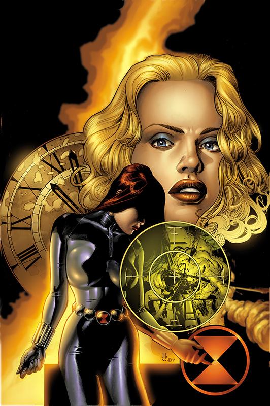 Marvel Knights: Black Widow Hardcover