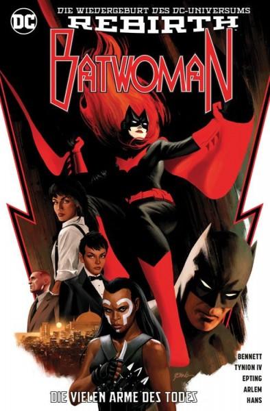 Batwoman 1: Die vielen Arme des Todes