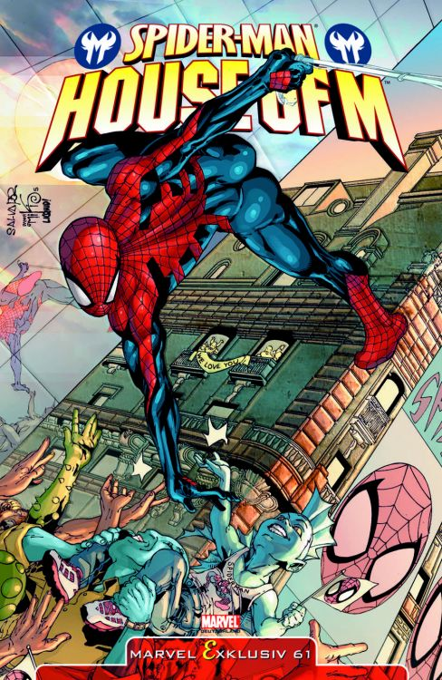 Marvel Exklusiv 61: Spider-Man House...
