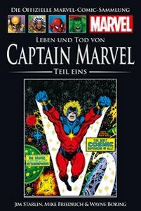 Hachette Marvel Collection 75: Leben und Tod von Captain Marvel 1