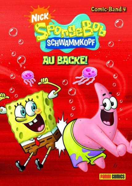Spongebob Comicband 4