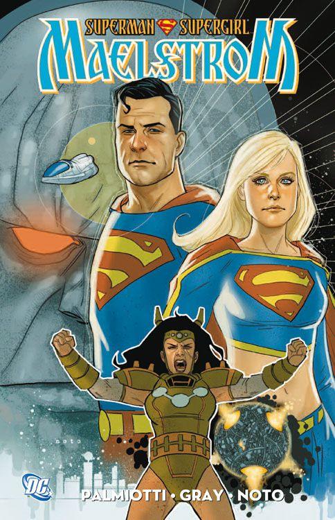 Superman/Supergirl: Maelstrom Variant