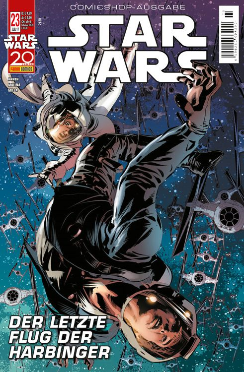 Star Wars 23 (Comicshop-Ausgabe)