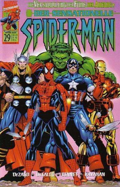 Der sensationelle Spider-Man 29