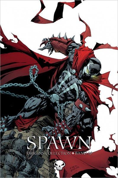Spawn Origins Collection 16 Cover