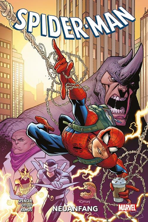 Spider-Man Paperback 1: Neuanfang...