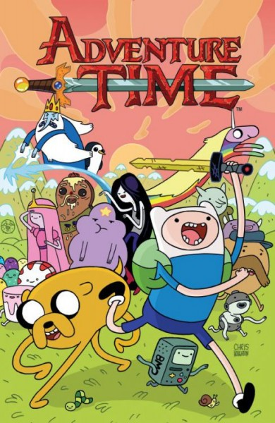 Adventure Time - Comic 2