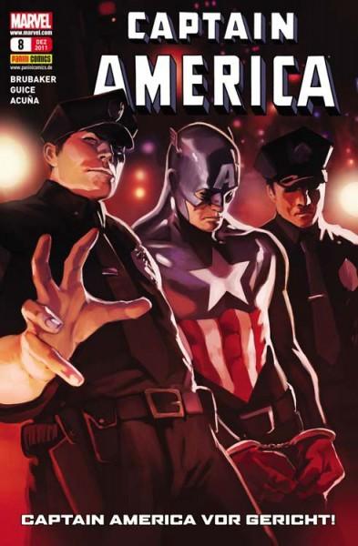 Captain America 8 (2008)
