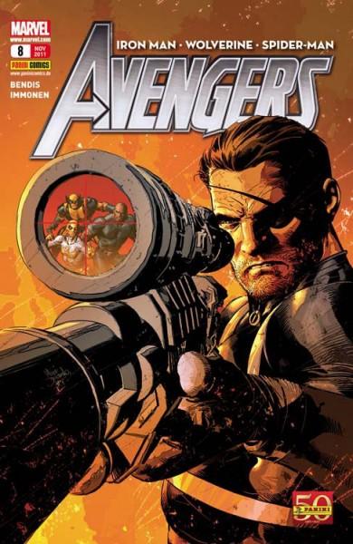 Avengers 8 (2011)