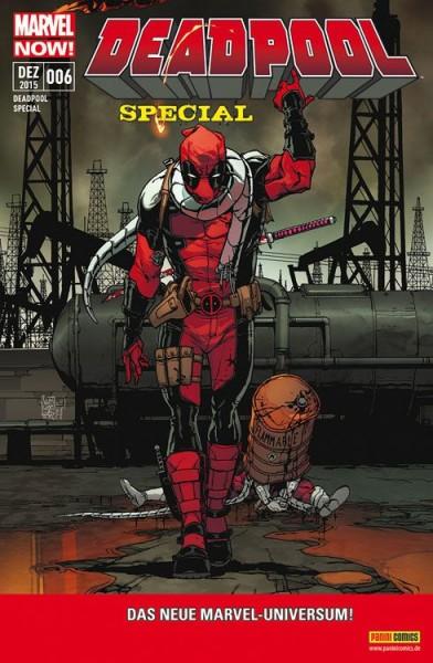 Deadpool Special 6