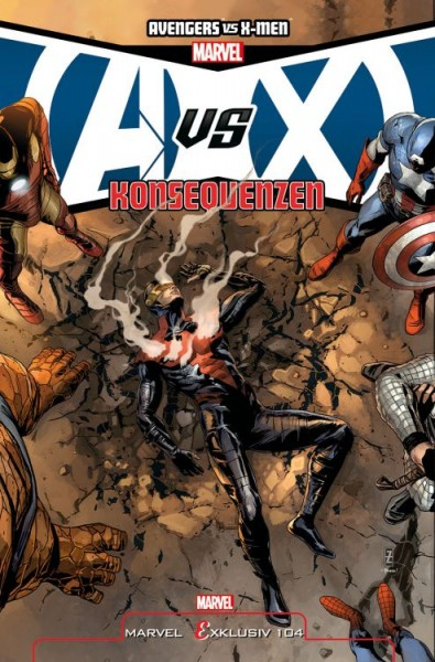 Marvel Exklusiv 104: Avengers vs. X-Men: Konsequenzen