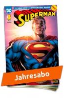 Jahresabo - Superman Heft