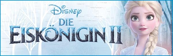 Disney - Die Eiskönigin II Banner