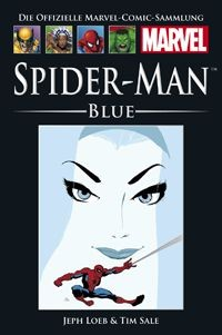 Hachette Marvel Collection 34: Spider-Man - Blue