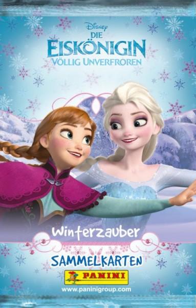Disney: Die Eiskönigin - Völlig unverfroren - Sammelkarten - Box mit 24 Tüten