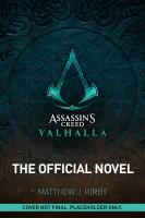 Assassin's Creed Valhalla - Roman zum Game Vorläufiges Cover