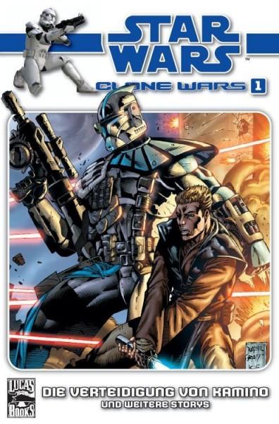 Star Wars: Clone Wars 1 - Die Verteidigung von Kamino