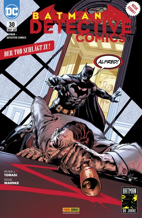 Batman: Detective Comics 30