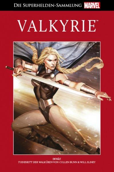 Die Marvel Superhelden Sammlung 58: Valkyrie