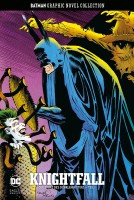 Batman Graphic Novel Collection 40 Knightfall - Der Sturz des Dunklen Ritters, Teil 1 Cover
